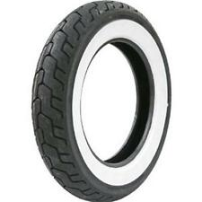 Dunlop D402 Wide White Wall Rear Tires MU85B16 for Harley