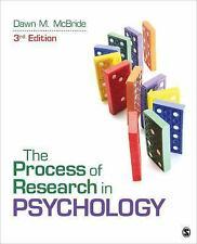 The Process of Research in Psychology by McBride, Dawn M.