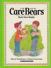 1984 Parker Brothers Care Bears Children's Book -- Ben's New Buddy