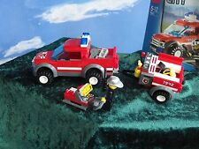 LEGO 7942 Off Road Fire Rescue (2005) Lego City