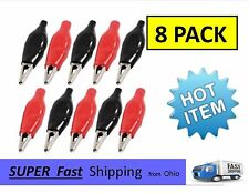 Alligator Clips - SCHOOL Electronics Supply / Supplier -- Engineering Parts