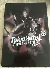 DVD Tokio Hotel - Zimmer 483: Live In Europe (Ltd. Pur Edition)