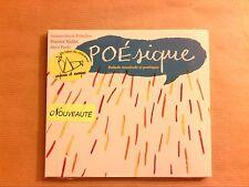 CD JEUNESSE / JEANNE MARIE PUBELLIER / POESIQUE / NEUF SOUS CELLO