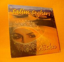 Cardsleeve Single CD Salim Seghers Aïcha 2TR 1999 Schlager, Europop RARE !
