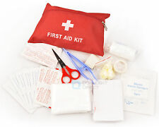 Emergency Stapler Suture Surgery Wound Kit Survival EMT Camping First Aid Bags