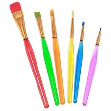 Cake Icing Decorating Painting Brushes Fondant Sugarcraft DIY Kitchen Tools - LD