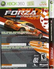 Forza Motorsport 2 (Xbox 360) Part of Ultimate Alliance--Forza Game Only!
