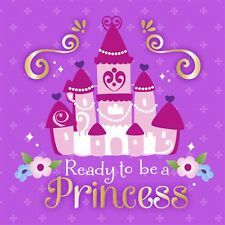 16 Sofia The First Princess Birthday Party 6.5in Luncheon Napkins Serviettes