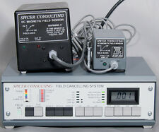 Spicer Consulting SC12 Magnetic Field Cancelling System V AC/DC for SEM/TEM