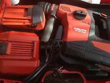 HILTI TE 30-A36 ROTARY HAMMER DRILL DEMOLITION SDS PLUS CORDLESS 36V ROTO HAMMER