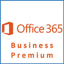 Microsoft Office 365 Business premium-pour 5 appareils + 5 smart. - 1 an