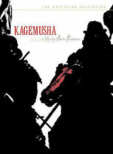 Kagemusha (DVD, 2005, 2-Disc Set, Special Edition Double-Disc Set) - New