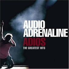 Audio Adrenaline CD Adios: Greatest Hits (V.Good!)
