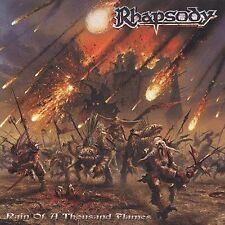 RHAPSODY - RAIN OF A THOUSAND FLAMES - CD
