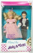 WEDDING DAY KELLY & TODD GIFT SET ADORABLE FLOWER GIRL & RING BEARER NRFB