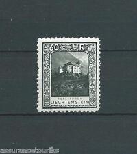 LIECHTENSTEIN - 1930 YT 103 - TIMBRE NEUF* légère trace de charnière