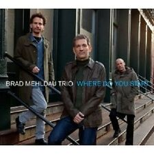 BRAD TRIO MEHLDAU - WHERE DO YOU START  CD JAZZ MAINSTREAM JAZZ NEU