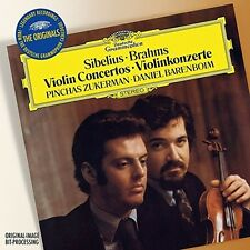 ZUKERMAN/+ -THE ORIGINALS-BRAHMS/SIBELIUS: VIOLINKONZERTE CD NEU BEETHOVEN