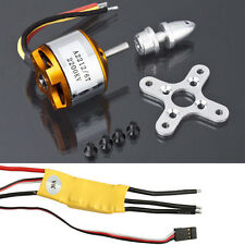 A2212 2200KV Motor Outrunner Brushless For RC Aircraft Quadcopter Helicopter Par