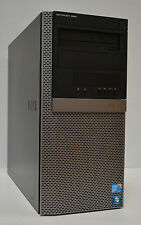 Dell Optiplex 980 Tower Intel i5 3.20GHz 4GB DDR3 500GB Win 7 Pro WiFi  Computer