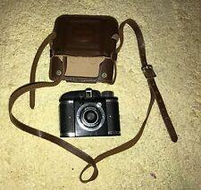 Vintage BEACON 1 Camera with Leather Case