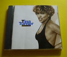 "CD "" TINA TURNER - SIMPLY THE BEST "" 18 GREATEST HITS (LET'S STAY TOGETHER)"