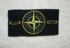 100% GENUINE OR TRIPLE MONEY BACK STONE ISLAND BADGE JUMPER COAT JEANS  PATCH !