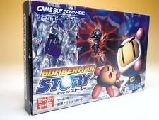 Used GAMEBOY ADVANCE Bomberman Story HUDSON GBA from Janpan video game /167/500