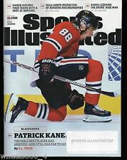 2016 Sports Illustrated Chicago Blackhawks Patrick Kane Subscription Issue NR/Mt