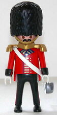 ROYAL GUARD OFFIZIER Playmobil zu Rotrock Soldat 5581 4577 Garde Top Custom 1411