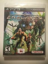 Enslaved: Odyssey to the West  (Sony Playstation 3, 2010)Complete Resealed