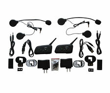 shark 6 rider intercom Motorcycle snowmobile Bluetooth Multi Interphone headsets