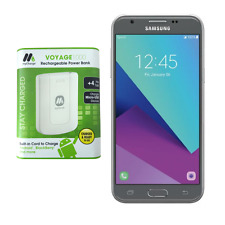 Samsung Galaxy J3 Emerge 16GB LTE for Boost Mobile with Power Bank - New