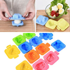Cute 6Pcs/Set Cartoon Eggs Mold Mould Pan Cooking Tool Kitchen For Kids Children