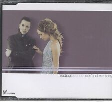 Madison Avenue - Dont Call Me Baby CD Single (post free) Madison Avenue - Dont C