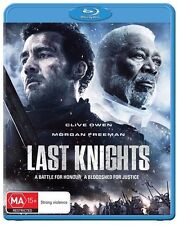 Last Knights (Blu-ray, 2015)EX RENTAL DISC ONLY CAN POST 4 DISCS FOR $1.40