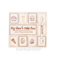 [SKINFOOD] My Short Cake Box - 12cell (Only Case)