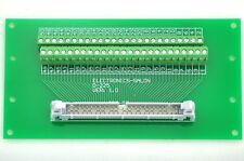 "IDC50 2x25 Pins 0.1"" Male Header Breakout Board, Terminal Block."