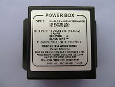 NORTON 12 VOLT 180 WATT BOYER BRANSDEN SINGLE PHASE POWER BOX CHARGING LIGHT 166