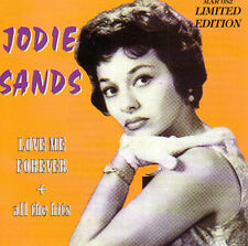 JODIE SANDS - Very Best of Jodie Sands CD ALL HER HITS!