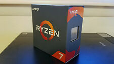 AMD Ryzen 7 1700X processor new sealed in box (AM4 8C/16T 20mb cache 3.4/3. ghz)