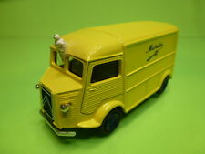 ELIGOR  CITROEN H VAN - MICHELIN - YELLOW 1:43 - GOOD CONDITION