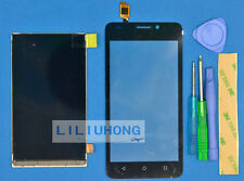 FOR HUAWEI ASCEND Y635 LCD DISPLAY & BLACK TOUCH SCREEN DIGITIZER