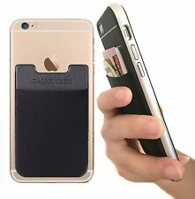 Universal Adhesive iPhone Card Holder, Stick on Any Phones & Cases iphone wallet