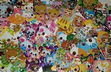 Lot 70 Rare Kawaii Sticker flake san-x Kamio Mind Wave Qlia Crux + BONUS LOOK