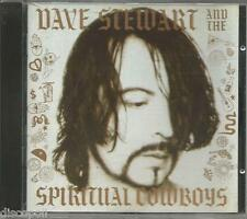 DAVE STEWART AND THE SPIRITUAL COWBOYS - Omonimo - EURYTHMICS CD 1990 MINT COND