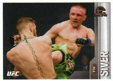 2015 Topps UFC Champions #170 Dennis Siver