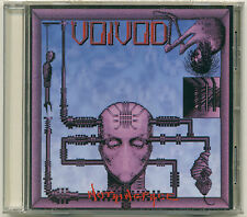 VOIVOD Nothingface; 1989 CD MCA / Mechanic Records