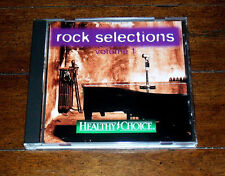 CD: V/A - Healthy Choice: Rock Selections Volume 1 / Ike Tina Turner Dr. Hook NM
