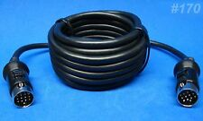 usa seller. LOCKING 13 PIN CABLE SYNTH ROLAND GKC-5 VG-8 GR VG GK 2A MOORE 20-FT